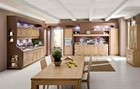 ar tre cucina duchessa classica in legno