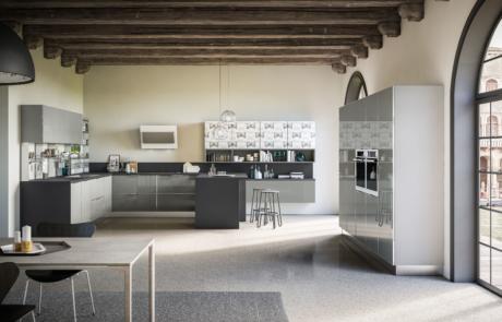Cucina arrex modello passion open space